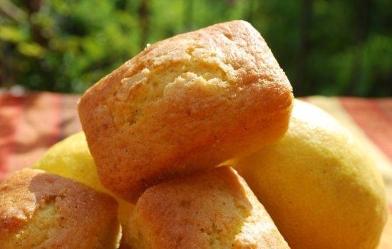 Lemon Cakeletts
