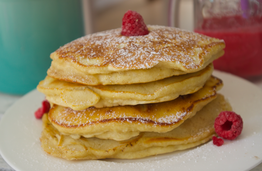 My Novel Chapter 1. Part 5 and a fluffy Pancake Recipe